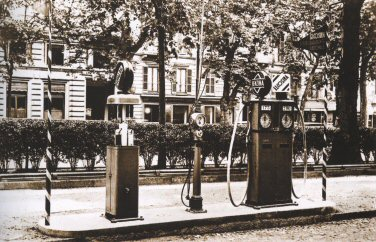 Benzinska pumpa Matulji crpka stanica postaja